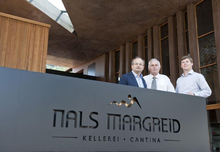Alla scoperta della cantina Kellerei Nals Margreid