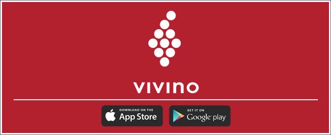 Un'app divina. Anzi VIVINO.