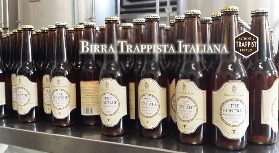 Tre Fontane: L'undicesimo birrificio trappista al mondo