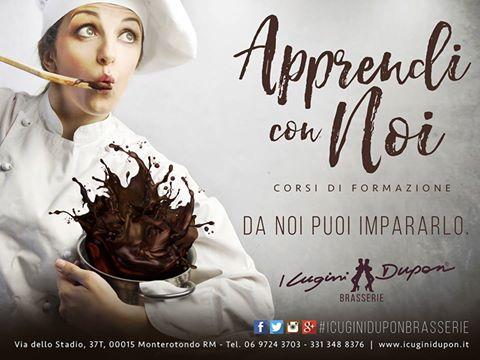 Apprendi con noi: il primo CORSO DI PASTICCERIA de I Cugini Dupon Brasserie