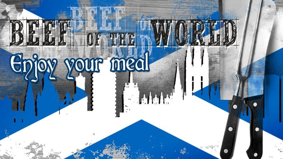 Beef of the world: questo mese si vola in SCOZIA