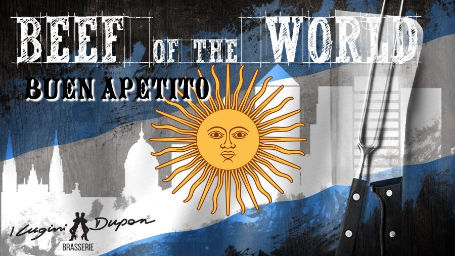 BEEF OF THE WORLD: A GENNAIO VAMOS IN ARGENTINA