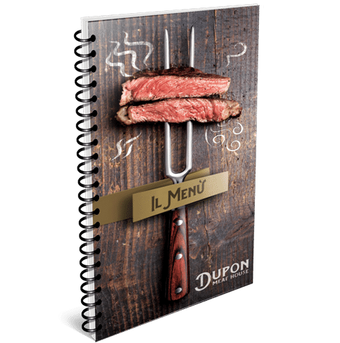 menu Dupon Meat House